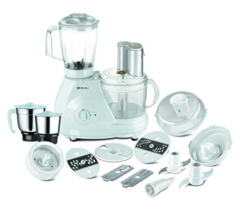 Bajaj Food Factory FX 11 600-Watt Food Processor...
