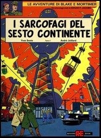 I sarcofagi del sesto continente (Vol. 1)