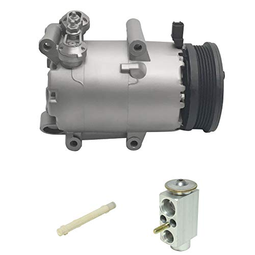 RYC Remanufactured AC Compressor Kit KT DG44 (ONLY Fits Ford Focus Vehicles Without Turbo produced before February 18, 2014)