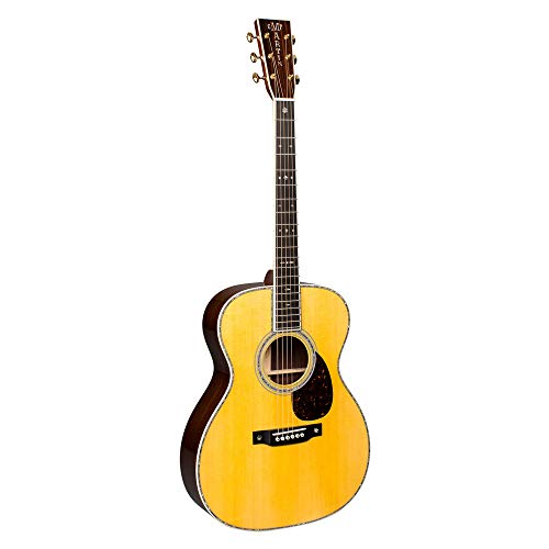 Martin Guitar Standard Series Acoustic Guitars, Hand-Built Martin Guitars with Authentic Wood OM-42