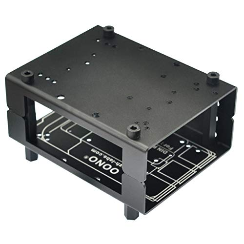 Semi-Enclosed Enclosure Kit for Raspberry Pi BeagleBone Arduino UNO Mega