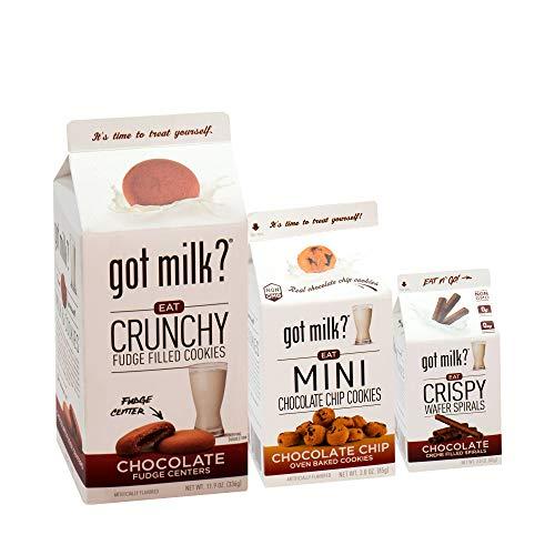 marcas chocolates amargos fabricante got milk?