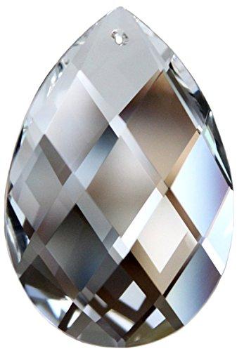 Geschenkbox mit 50mm Kristall Raute Spectra® Crystal von Swarovski - Feng Shui - Leuchten - Regenbogenkristalle