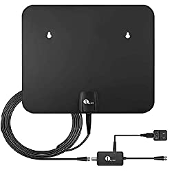 Image of 1byone TV Antenna Amplified...: Bestviewsreviews