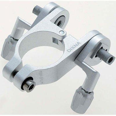 DIXNA(ディズナ) レバーコラム マウント 1-1/8インチ(28.6mm) シルバー シルバー