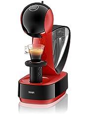De'Longhi EDG 260.W | NESCAFÉ Dolce Gusto Infinissima | Kapsül Kahve Makinesi | Sıcak ve Soğuk İçecekler için | 15 bar Pompa Basıncı, Kadifemsi Krem