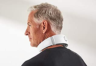 Sharper Image 3-in-1 Heated Neck Therapy with Remote