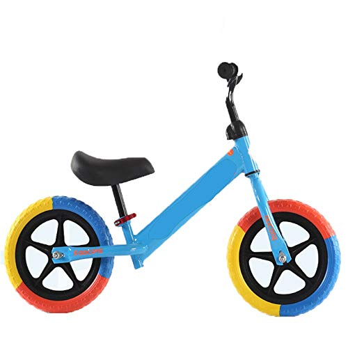 Cheap Liweibao Kids Balance Bike 12 Inch Baby High-Carbon Steel Competitive Balance Car Adjustable H...