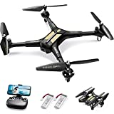 Best RC Quadcopter With HD Cameras - SYMA X600W Foldable Drone with 1080P HD FPV Review