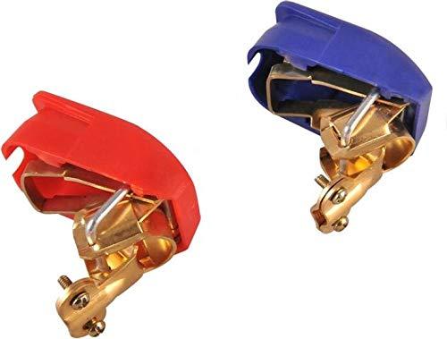 ProPlus 347005S Paire Connecteur batterie Clips Pince connection rapide fixation prise 12V 24v