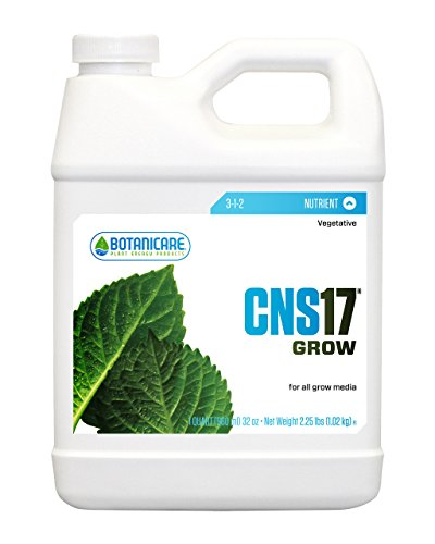 Botanicare NCNS17GQT Fertilizer, 1-Quart