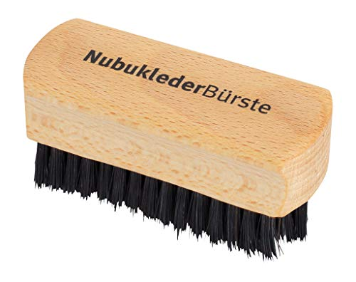 Bürstenhaus Redecker Nubuklederbürste