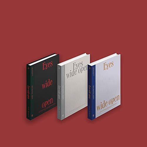 JYP TWICE – Ojos abiertos (Vol.2) álbum+beneficio de pre-orden+póster plegado+juego de tarjetas...