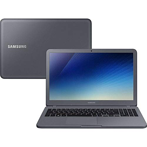 "Notebook Samsung Expert X30 M Intel Core i5 Quad-core , 8GB RAM, HD 1TB , Tela LED HD 15.6"" Windows 10 Home, Cinza - NP350XBE-KD1BR"