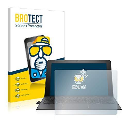 BROTECT Entspiegelungs-Schutzfolie kompatibel mit HP Pro x2 612 G2 Bildschirmschutz-Folie Matt, Anti-Reflex, Anti-Fingerprint