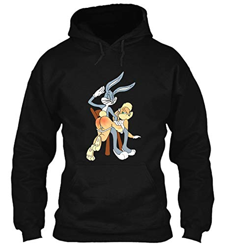 Bugs Bunny and Lola#HDB Hoodie, t-Shirt for Men, Women Black