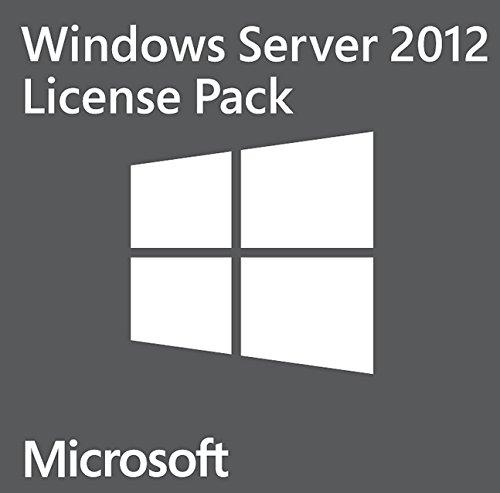 Microsoft Windows Server 2012 DE 5 User CAL