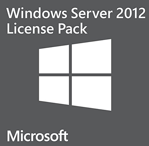 Microsoft Windows Server 2012 DE 5 User CAL