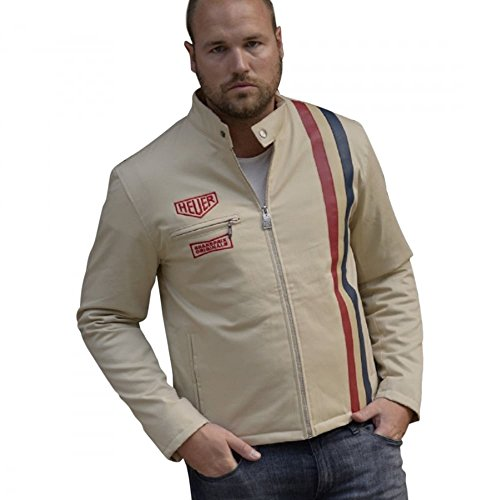 Grandprix Originals Vintage Sand Jacket L