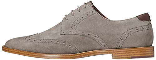 find. Alvin Brogues Herren, Grau (Grey), 44 EU