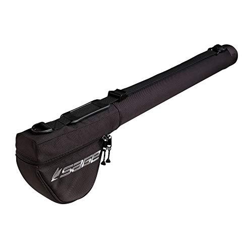 Sage Luggage Ballistic Rod/Reel Case Spey 15-Foot 4pc Rod 3', Black