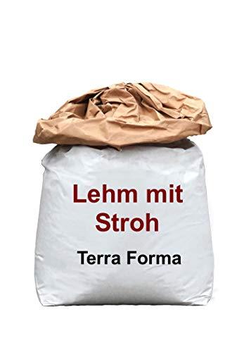 Terra Forma Lehmgrundputz mit Stroh 20 kg