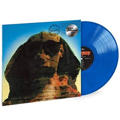 Hot In The Shade - Exclusive Limited Edition Clear Blue Colored 180 Gram Vinyl LP