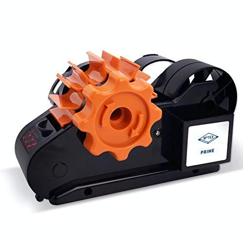 Easy Tape Dispensador de cinta automática: Rueda de agua: Prime negro/naranja