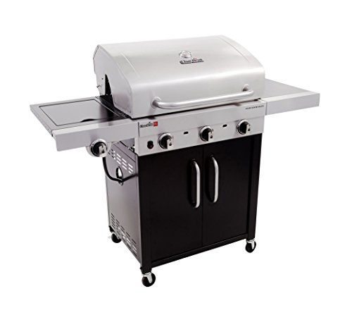 commercial Char-Broil-Power TRU-Infrared 450 3 Burner Cabinet Liquid Propane Gas Grill what is the 4 burner gas grill