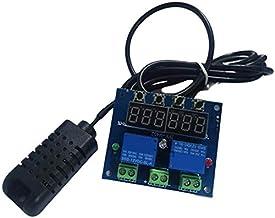 Cobeky XH-M452 Vochtigheid LED Digitale Thermostaat Hygrostaat 12 V Huishoudelijke Temperatuur Vochtigheid Controller Regu...