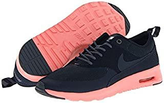 Women's Air Max Thea Running Shoes, Size 11.5. Armory Navy/Armory Slate/Atomic Pink.