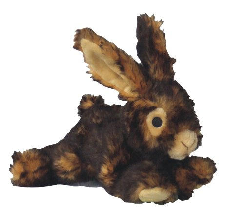 Pet Lou Colossal Rabbit Plush Chew Toy