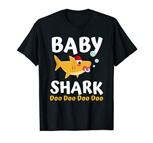 6 Tailles Shark Off Shore de pêche T-Shirt-PRESHRUNK Cotton