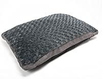 Soft Comfy Dog/Cat bed A luxury and Comfortable bed Includes Cushion and Removable Cover Complete Bed Include Cushion & Removable Cover Dimension: Large: 58cm x 80cm + 4cm Extra Large: 78cm x 120cm + 5cm approx. Dog Size : Large size suitable for sma...