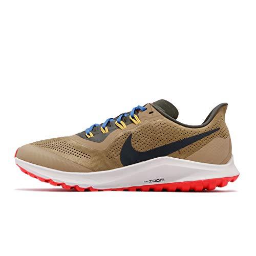 Nike Air Zoom Pegasus 36 Trail Men's Trail Running Shoe BEECHTREE/Off Noir-Cargo Khaki Size 9