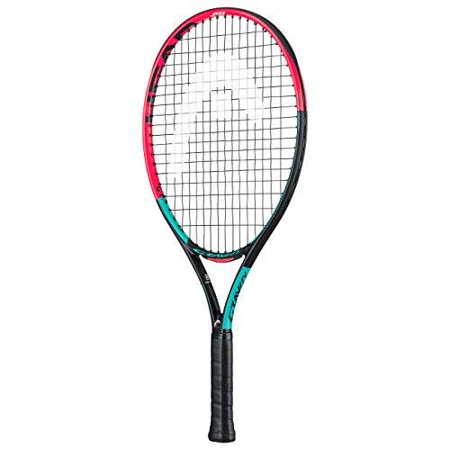 HEAD Unisex Jugend Gravity 23 Tennis Racket, mehrfarbig, 6-8 Jahre