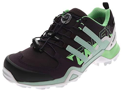 adidas Terrex Swift R2 GTX W, Zapatillas de Hiking Mujer, PURNOB/MATVER/MENGLO, 39 1/3 EU