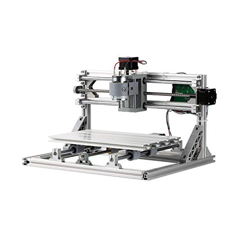 SainSmart Genmitsu CNC 3018 Router Kit GRBL Control 3 Axis Plastic Acrylic PCB PVC Wood Carving...