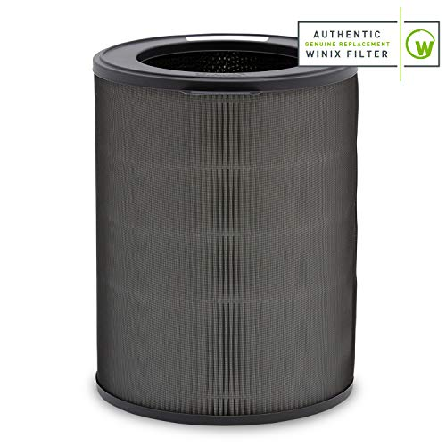 Genuine Winix 112180 Replacement Filter N for NK100, NK105 and QS Air Purifiers,Black
