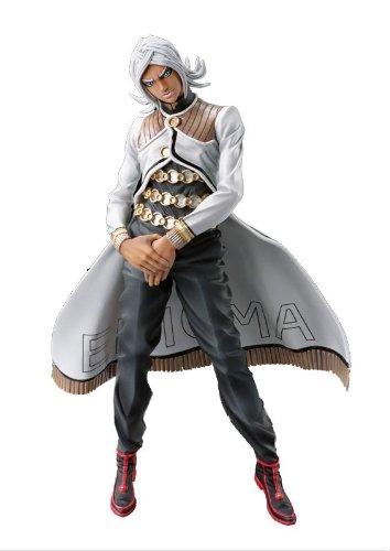 Statue Legend JoJo's Bizarre Adventure Part 4 Non Scale Pre-Painted PVC Figure: Miyamoto Terunosuke