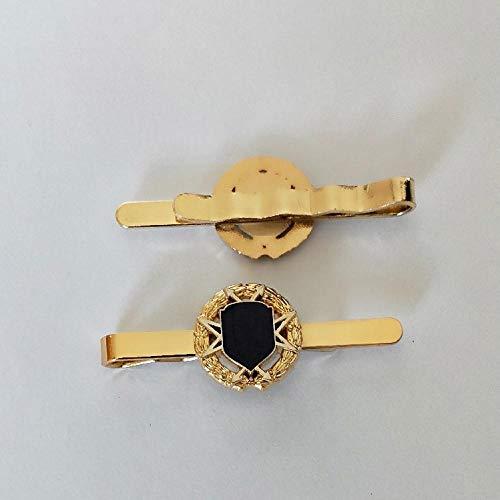 NObrand Clip de corbata para hombre Boutique Business Gentleman Formal desgaste profesional collar clip simple boutique moda