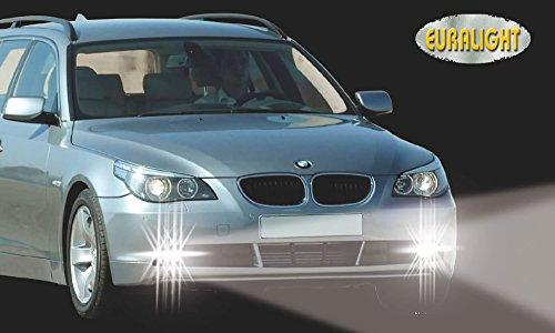 Fahrzeugspezifisches LED-Tagfahrlicht-Set (2003-2007) MIT Dimmfunktion inkl. ECE & RL Prüfzeichen