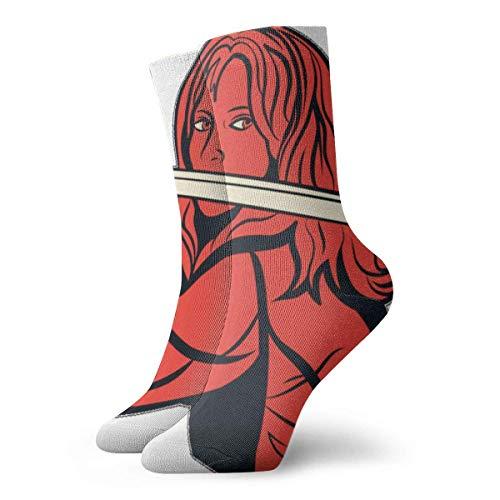 hotspu Kill Bill Compression Socks For Men & Women ÿ