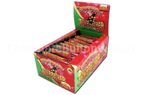 Jawbreakers Strawberry (Box of 30)