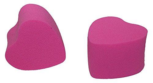 nico hearts for heels: Schuhpads in Herzform für High Heels, verbesserte Qualität in schicker Verpackung