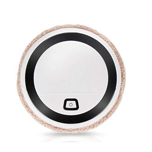La Nuova Macchina per la Pulizia Intelligente Mini Robot Spazzante di Ricarica USB Automatica è Adatta per i Peli di Animali Domestici del Pavimento in Legno Dell'ufficio Domestico