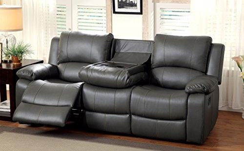 Furniture of America Robyn 2-Recliner Sofa