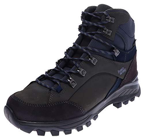 Hanwag Banks GTX Schuhe Herren Navy/Asphalt Schuhgröße UK 11 | EU 46 2020