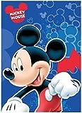 Coperta Plaid Morbida e Calda per Bambini Pile con stampa (Mickey Mouse Topolino)