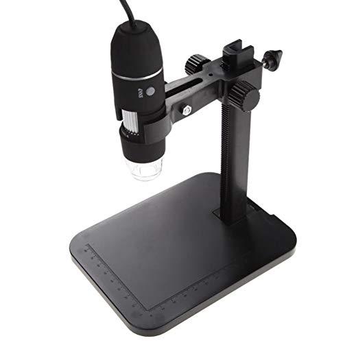 April Story Microscopio Digital USB Alta Definición Mantenimiento 1000 Veces Inspección Electrónica Lupa Medición de Cinta Fotográfica
